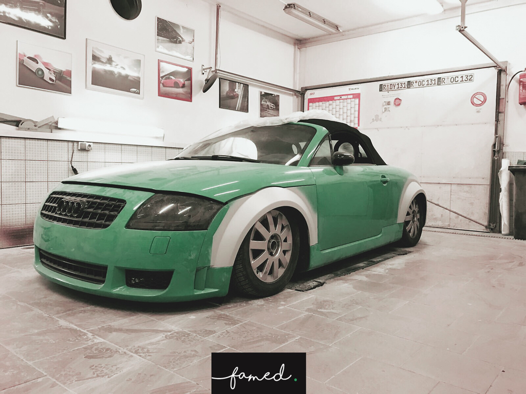 the audi tt forum view topic green tt mk1 roadster apx from germany. Black Bedroom Furniture Sets. Home Design Ideas