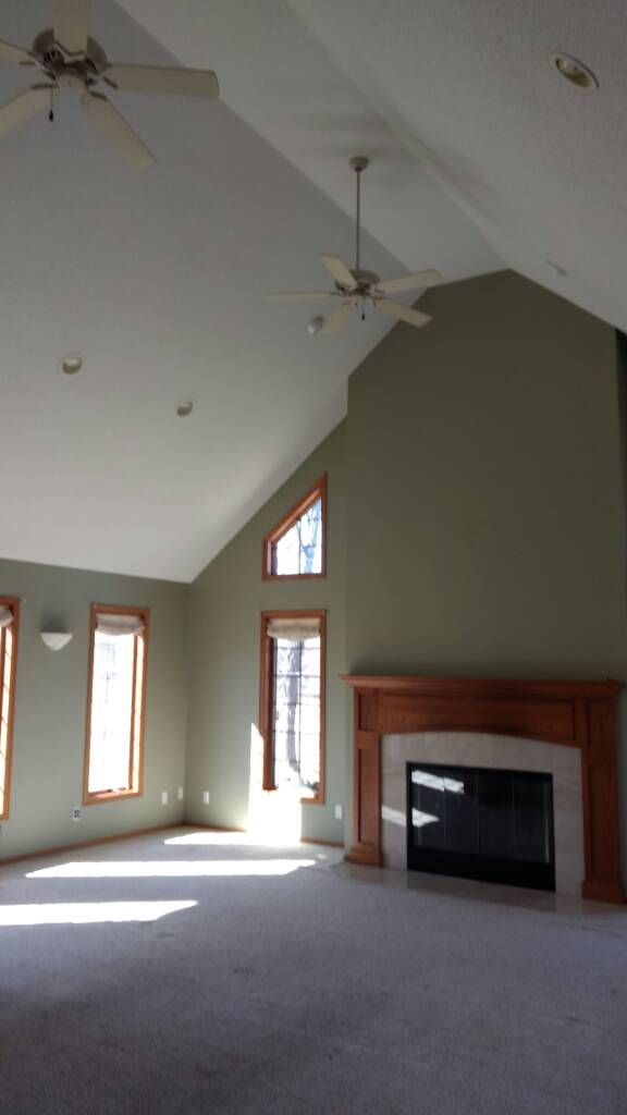 Calculating Square Footage Of A Vaulted Ceiling Professional Painting Contractors Forum