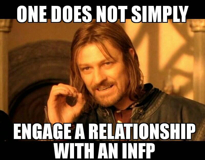 INFP Internet Dating siti Web di incontri per i soldati