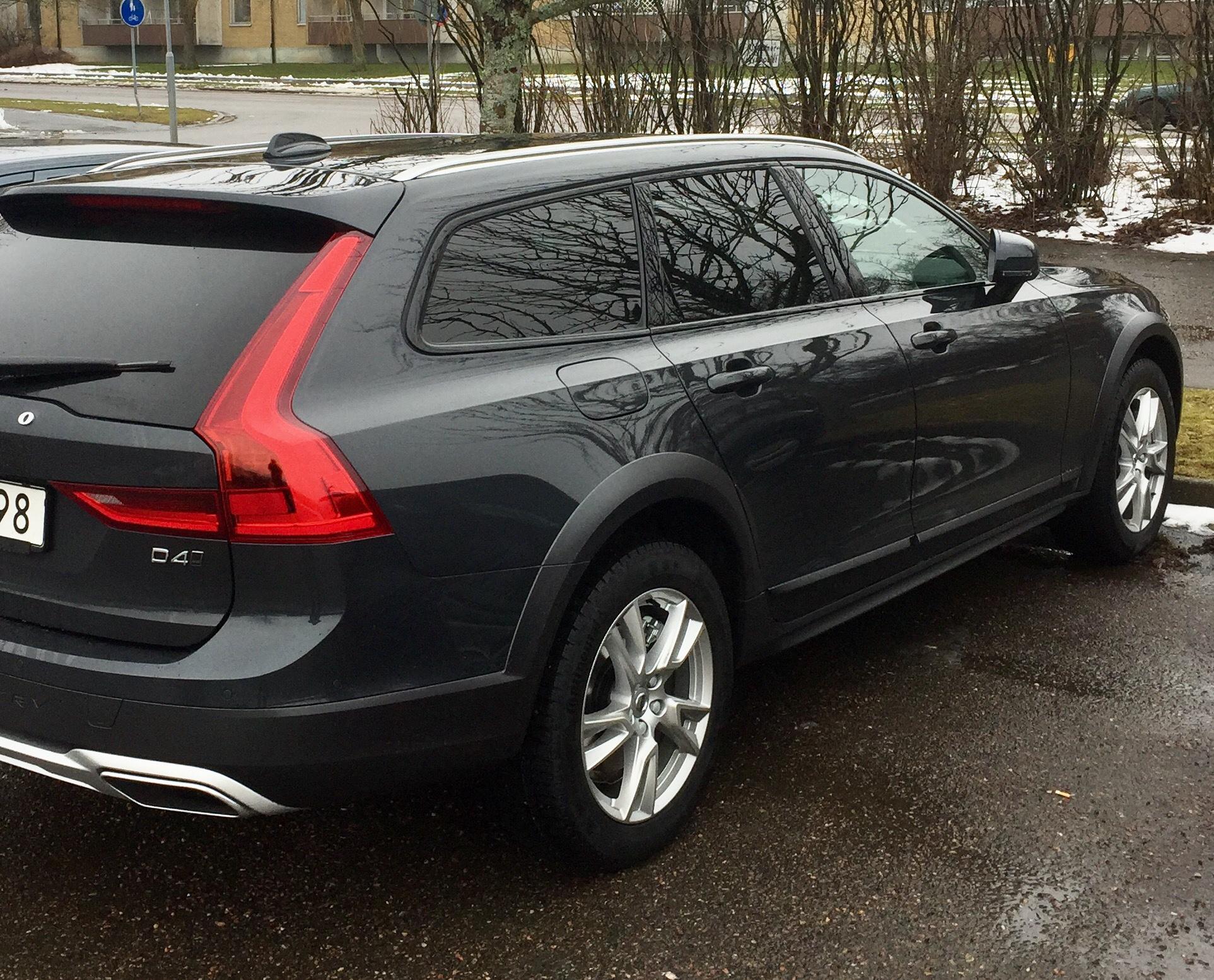 Leverans V90 Cc Sveriges Volvoforum
