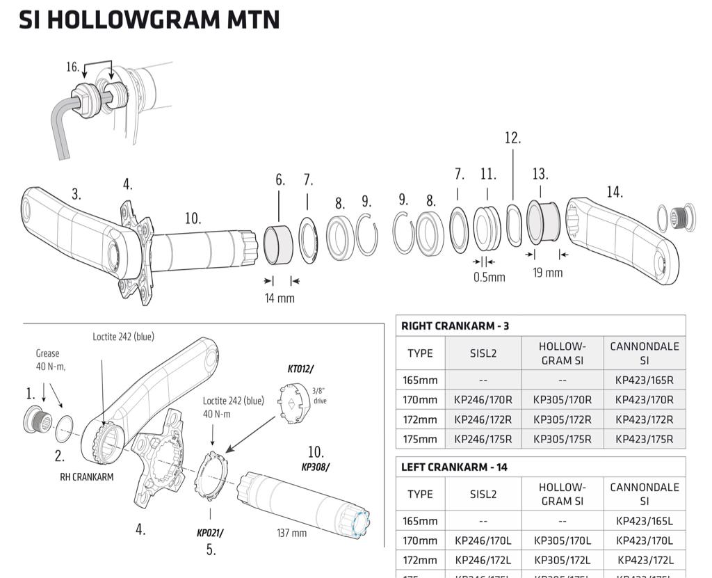 5de6def1102 F-29 BB30 Build >> Which HollowGram Crank Spacers?- Mtbr.com