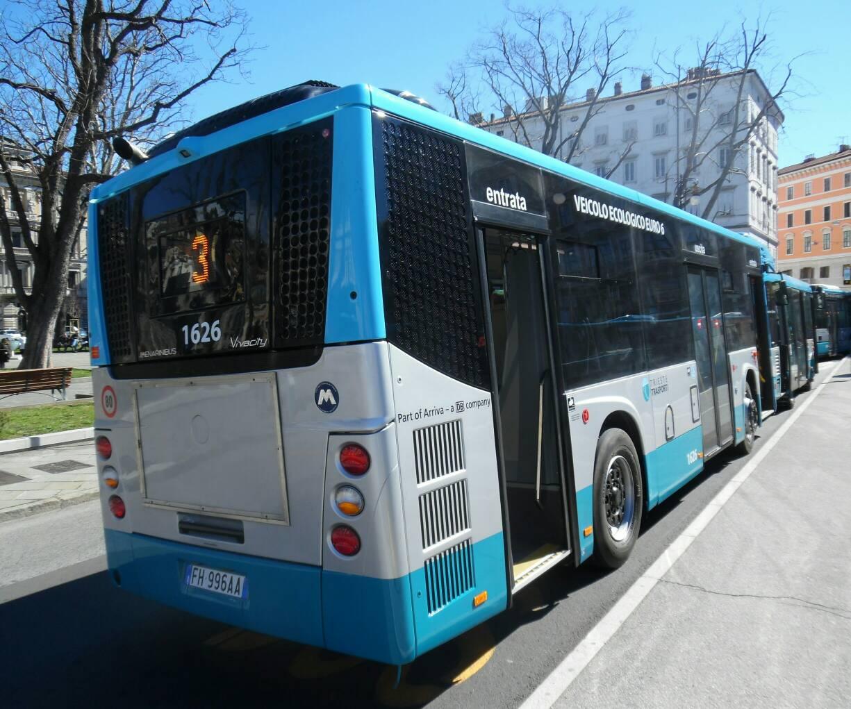 autobus 8 trieste orario - photo#3