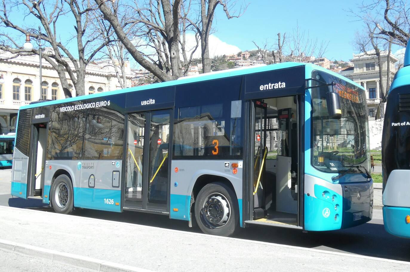 autobus 8 trieste orario - photo#4