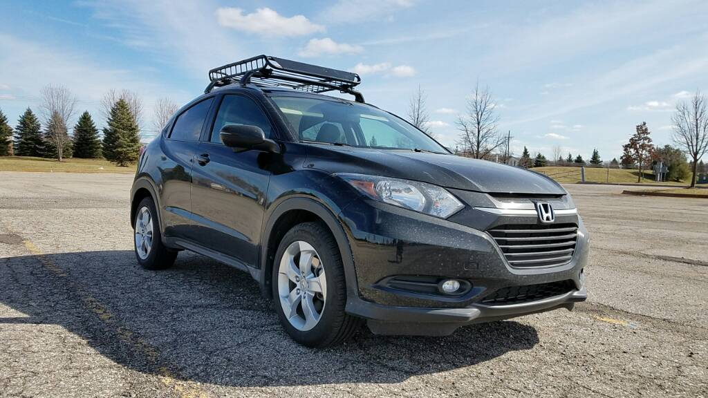 Roof Rack Honda Hr V Forum