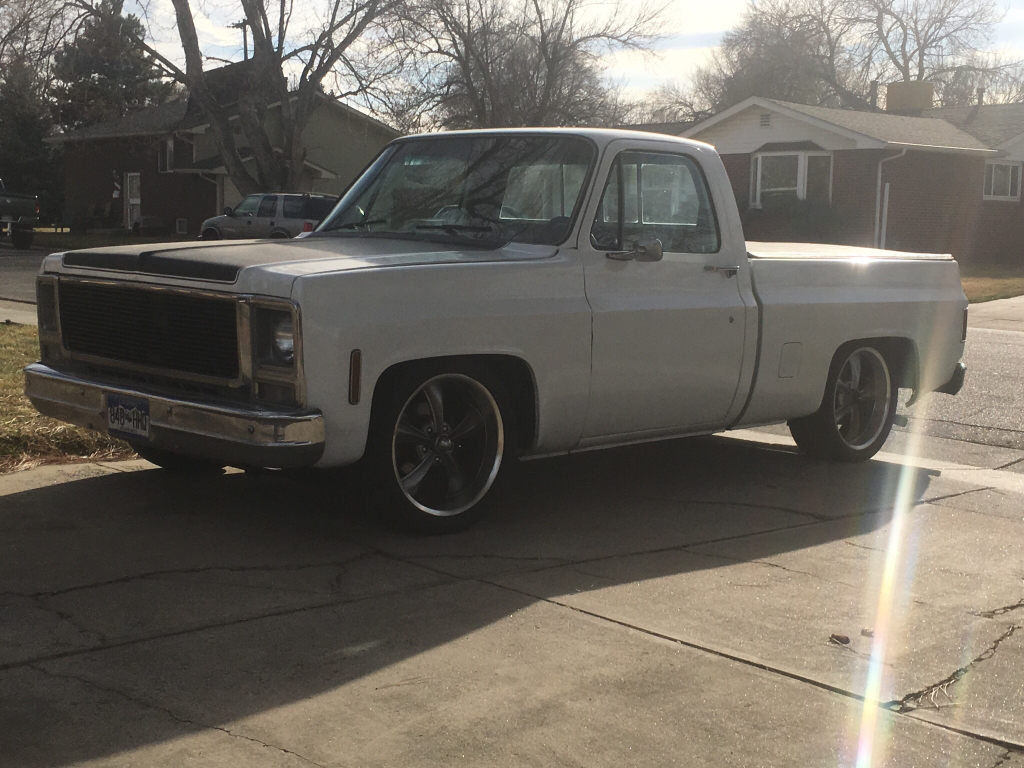 All Chevy chevy c10 20 wheels : Opinion on which rims | GM Square Body - 1973 - 1987 GM Truck Forum