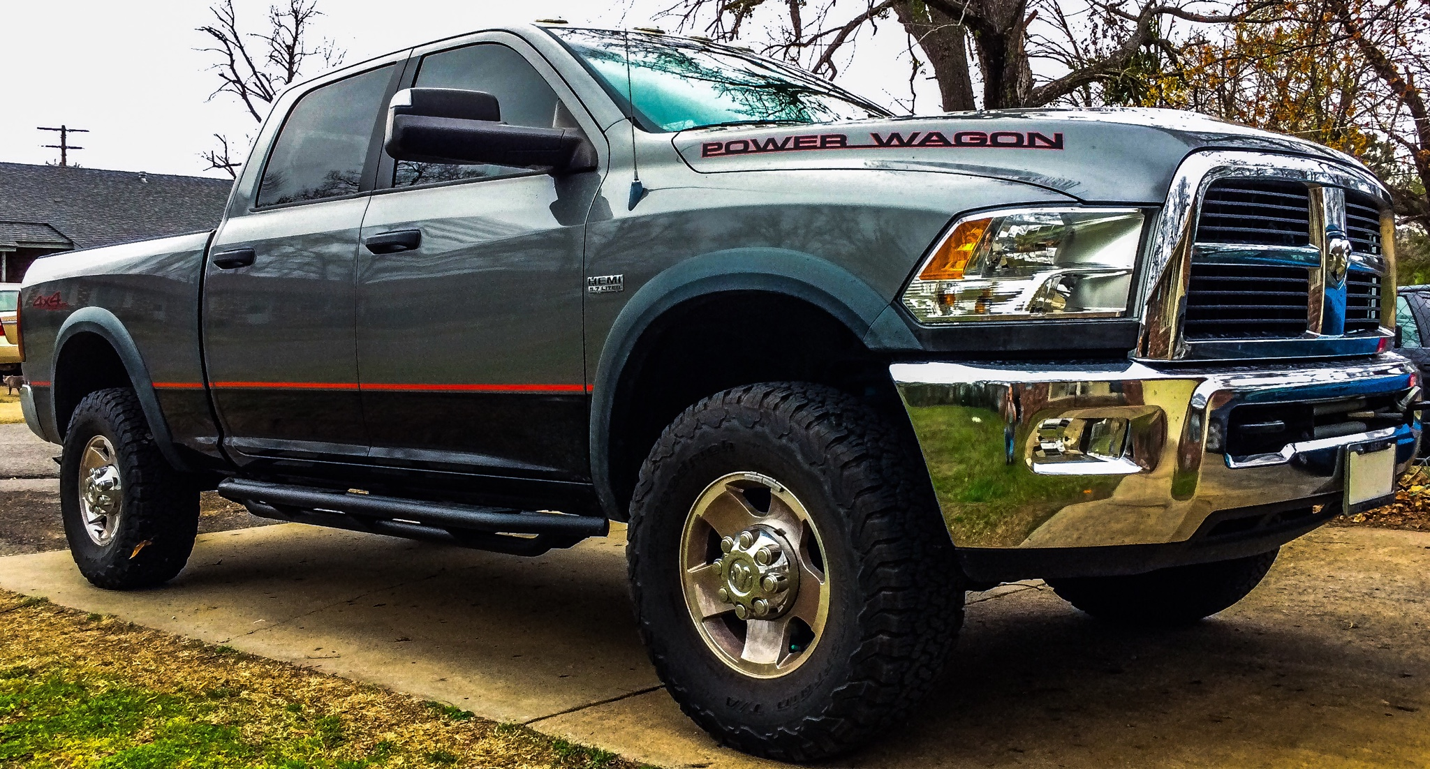 Ram 1500 Side Steps >> Which nerf bars? - Page 3 - Power Wagon Registry