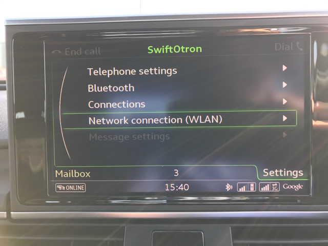 Myaudi PIN not recognised by the car [Archive] - VW Audi