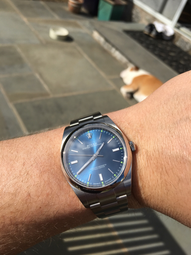 Oyster Perpetual 39mm , Owner Comments Required , Rolex