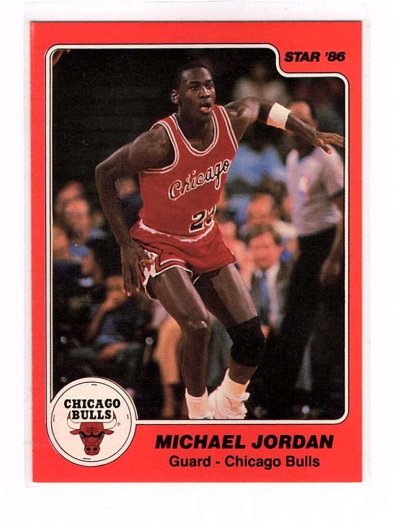 What Are The Key Star Michael Jordan Cards Besides His Xrc
