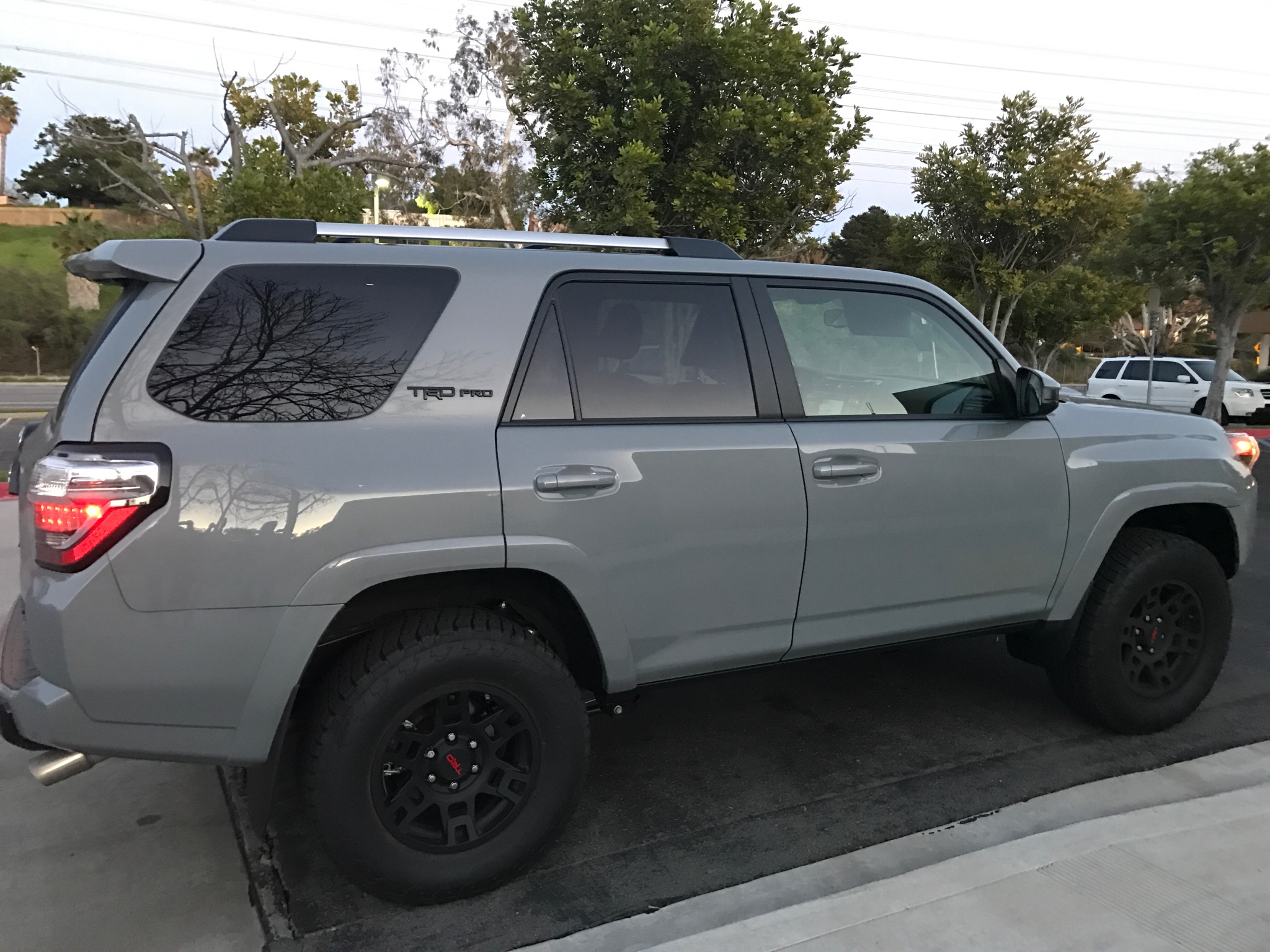 cement 4runners post pics here page 3 toyota 4runner forum largest 4runner forum. Black Bedroom Furniture Sets. Home Design Ideas