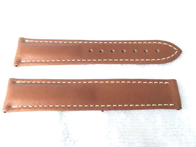 SOLD: Omega honey brown calf for deployment - New - 140$