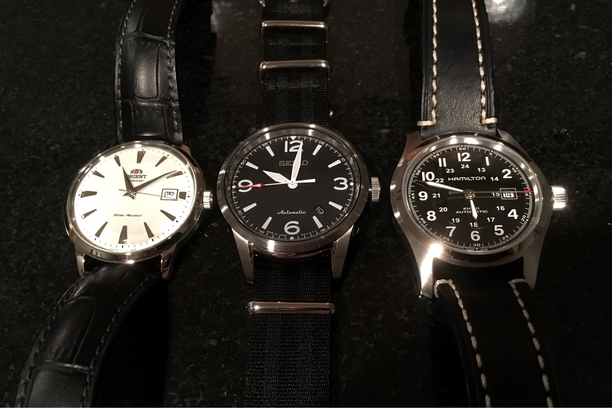 In search of the BEST Nato strap (material & hardware)  - Page 28
