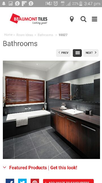 bathroom splashback tiles view topic coral homes general build thread home 11523