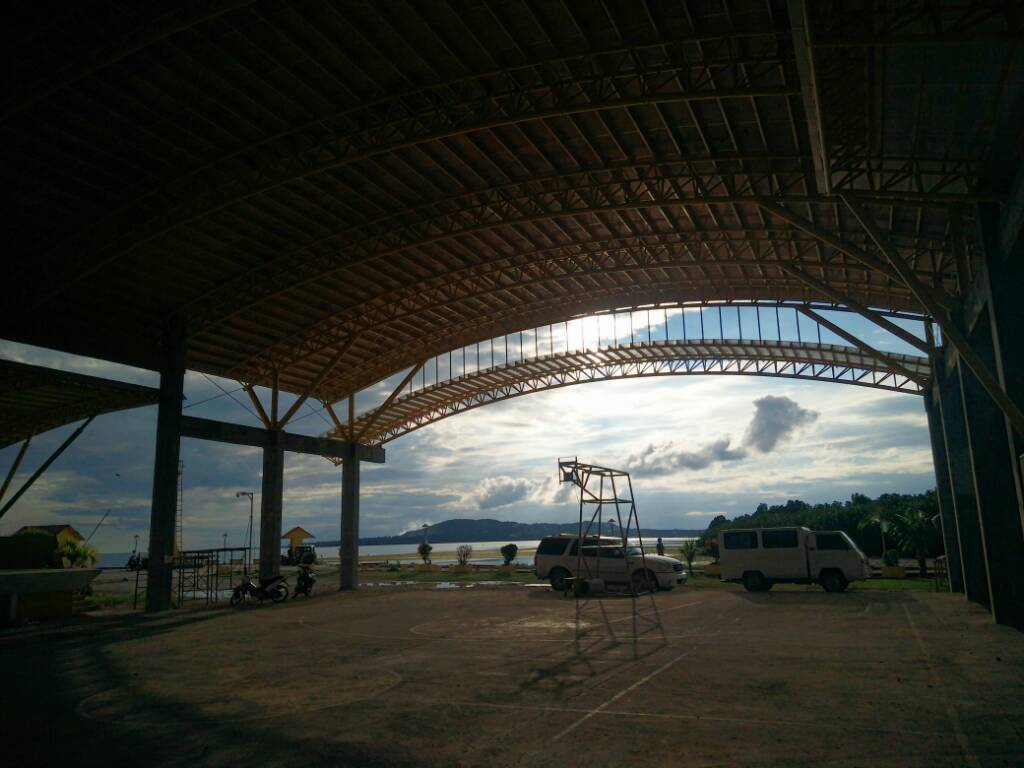 8fcf0a6ef9a8cb3202fa27ebedb5f757 - Covered Court of Baclayon, Bohol - Photos Unlimited