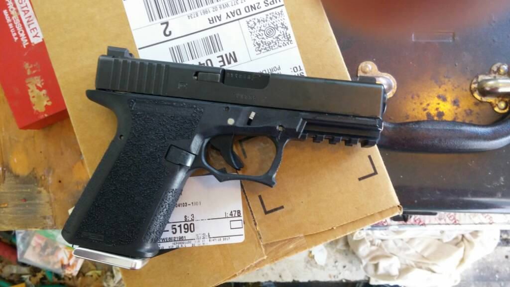 Polymer 80's PF940c gives ZEV and Salient Mods a Run for