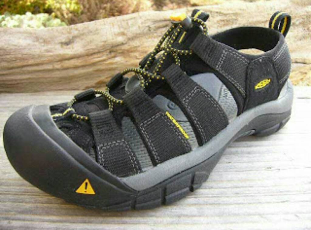 2298f380fac7 I ride my 29er to and from work for exercise and was wondering if anyone  has tried these Keen Hydro h2 sandals for mountain biking
