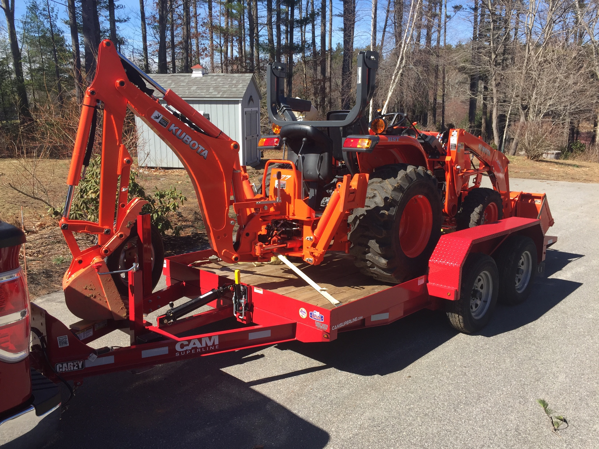 L2501 Dimensions? - Page 2 - OrangeTractorTalks - Everything