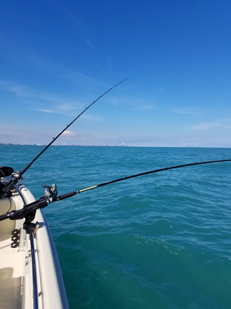 Team kick 39 r portage in 3 19 for Lake mathews fishing