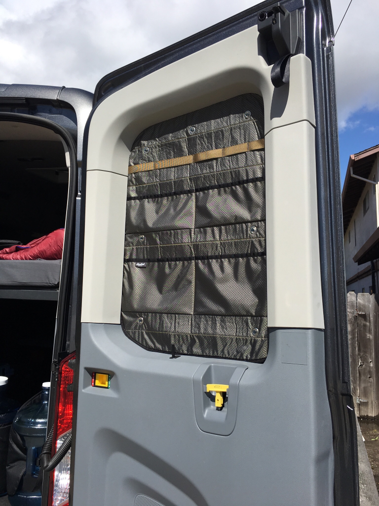 Insulated Window Covers - Page 4 - Ford Transit USA Forum