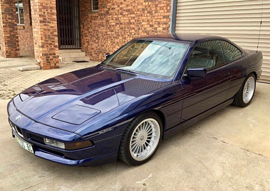 e31 bmw 850i b12 alpina 5 0 up for sale in south africa. Black Bedroom Furniture Sets. Home Design Ideas