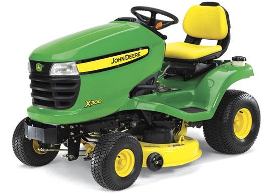 Parlons Tracteurs 224 Gazon