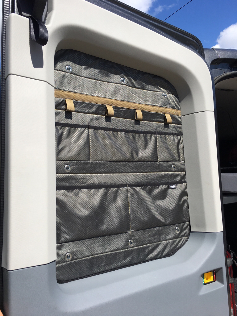 Insulated Window Covers Page 4 Ford Transit Usa Forum