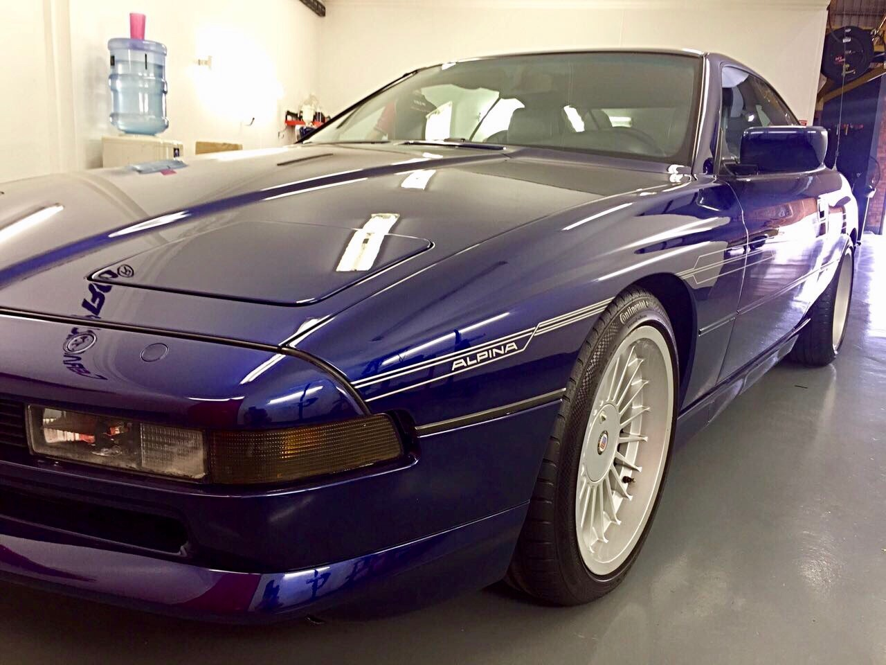 E31 Alpina For Sale: E31 BMW 850i B12 Alpina 5.0 Up For Sale In South Africa