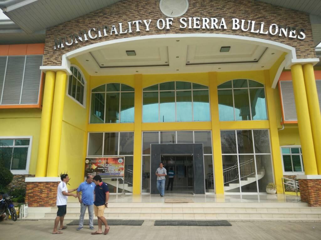 d03495360f9d0e441cbd4e3d067354f4 - Municipal Hall of Sierra-Bullones, Bohol - First District of Bohol