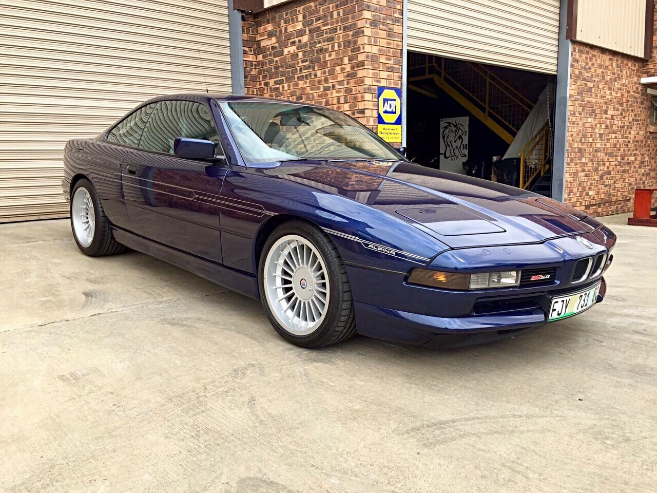 bmw 850i b12 alpina 5 0 up for sale in south africa tapatalk. Black Bedroom Furniture Sets. Home Design Ideas