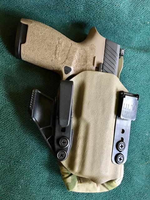 Review: JMCK AIWB Wing Claw 2 0 [Archive] - pistol-forum com