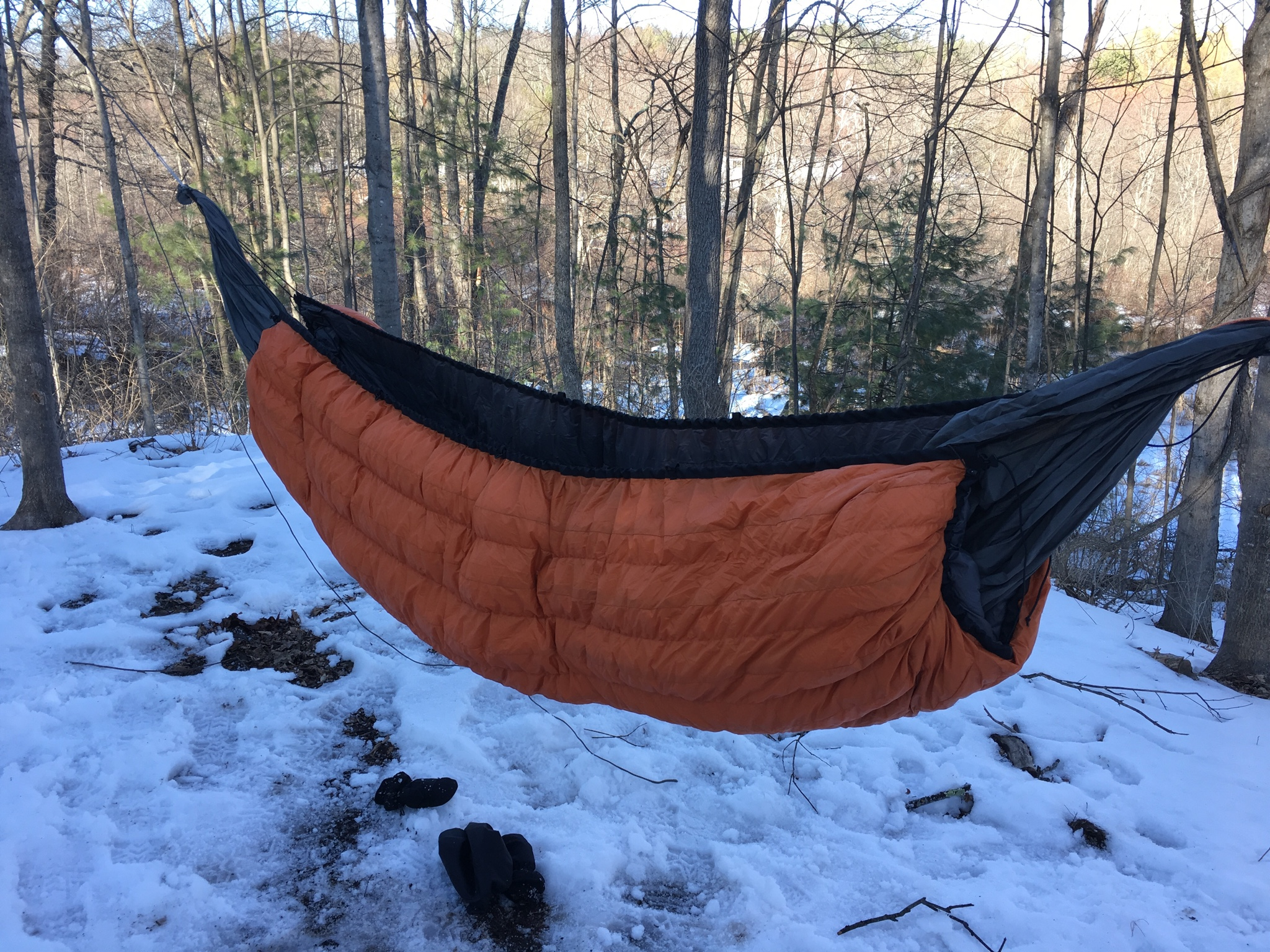 don u0027t see how this is an economy quilt but i u0027ll take it  sloppy hammock hang but too excited to try it out economy incubator    page 13  rh   hammockforums