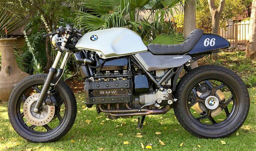 bmw k100 hiding the battery rh caferacer net