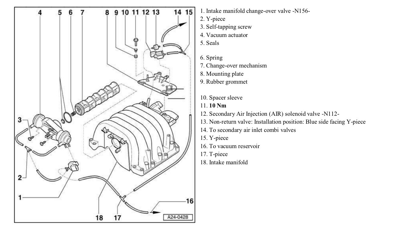 audi a 4 3 0 engine diagram