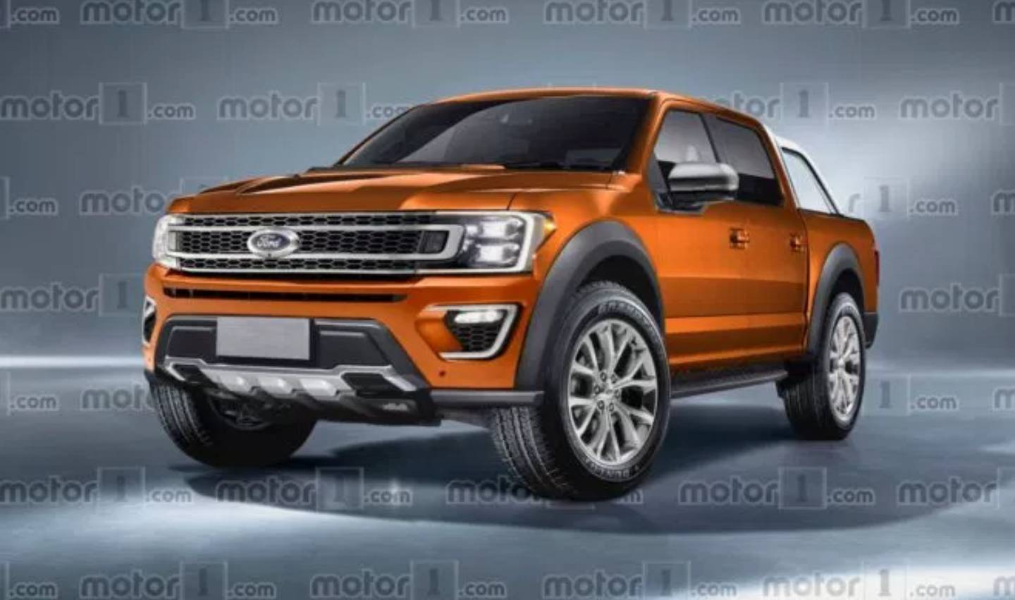2018 Ford Ranger Next Gen Page 2