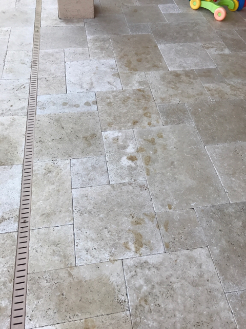 For Cleaning Travertine Pavers Smart Home Valley