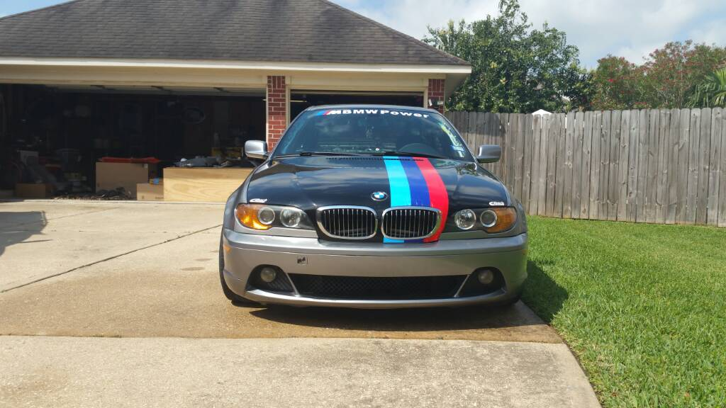 2004 BMW 330ci Coupe GTS project car - E46Fanatics