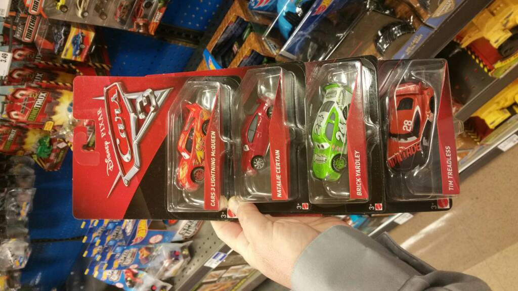 Toys From Kroger : Cars are now being sold at some kroger marketplace