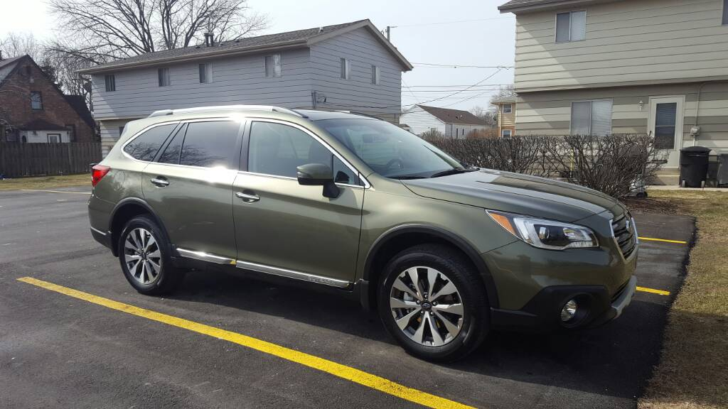2015 Subaru Outback Owner Forums