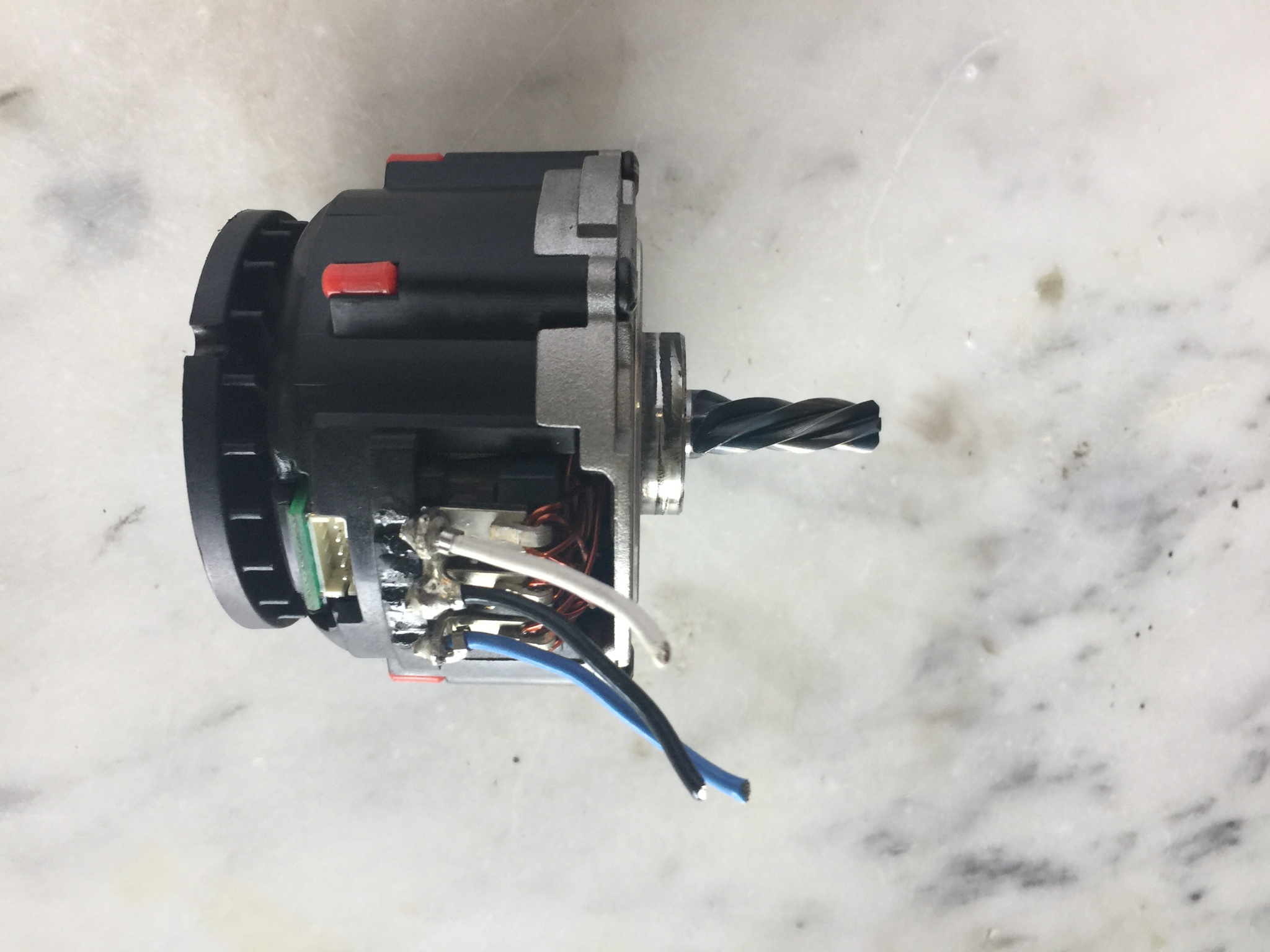 Motors dewalt 20v brushless motor the rcsparks studio for Dewalt 20v brushless motor