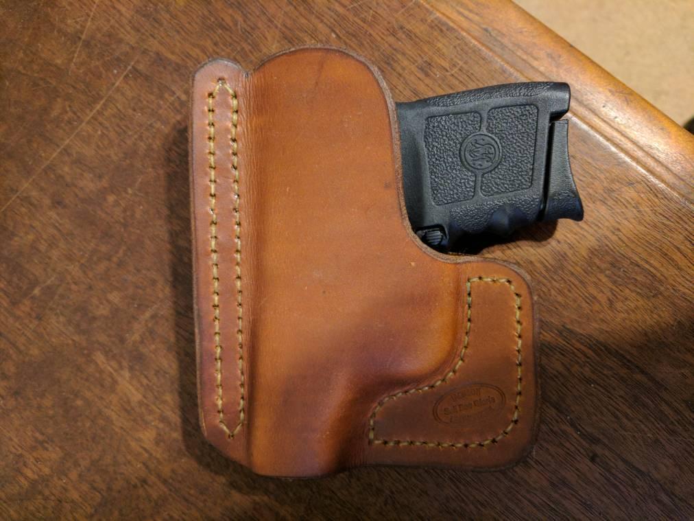 New Custom made pocket holster