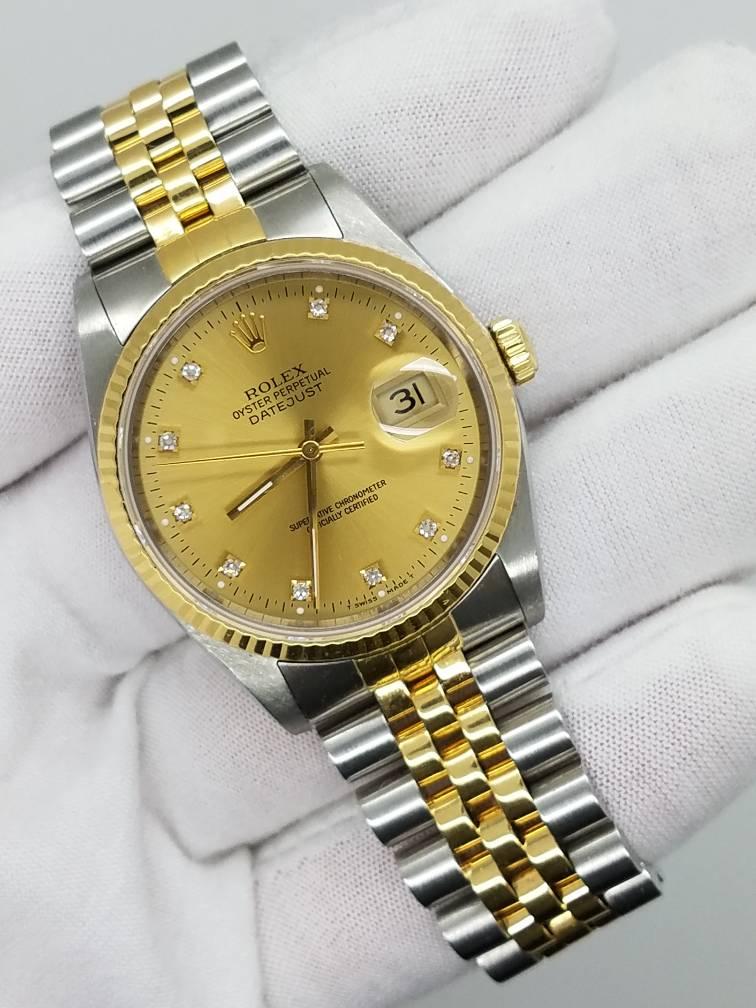 Часы Rolex Datejust II Эксклюзивные швейцарские часы