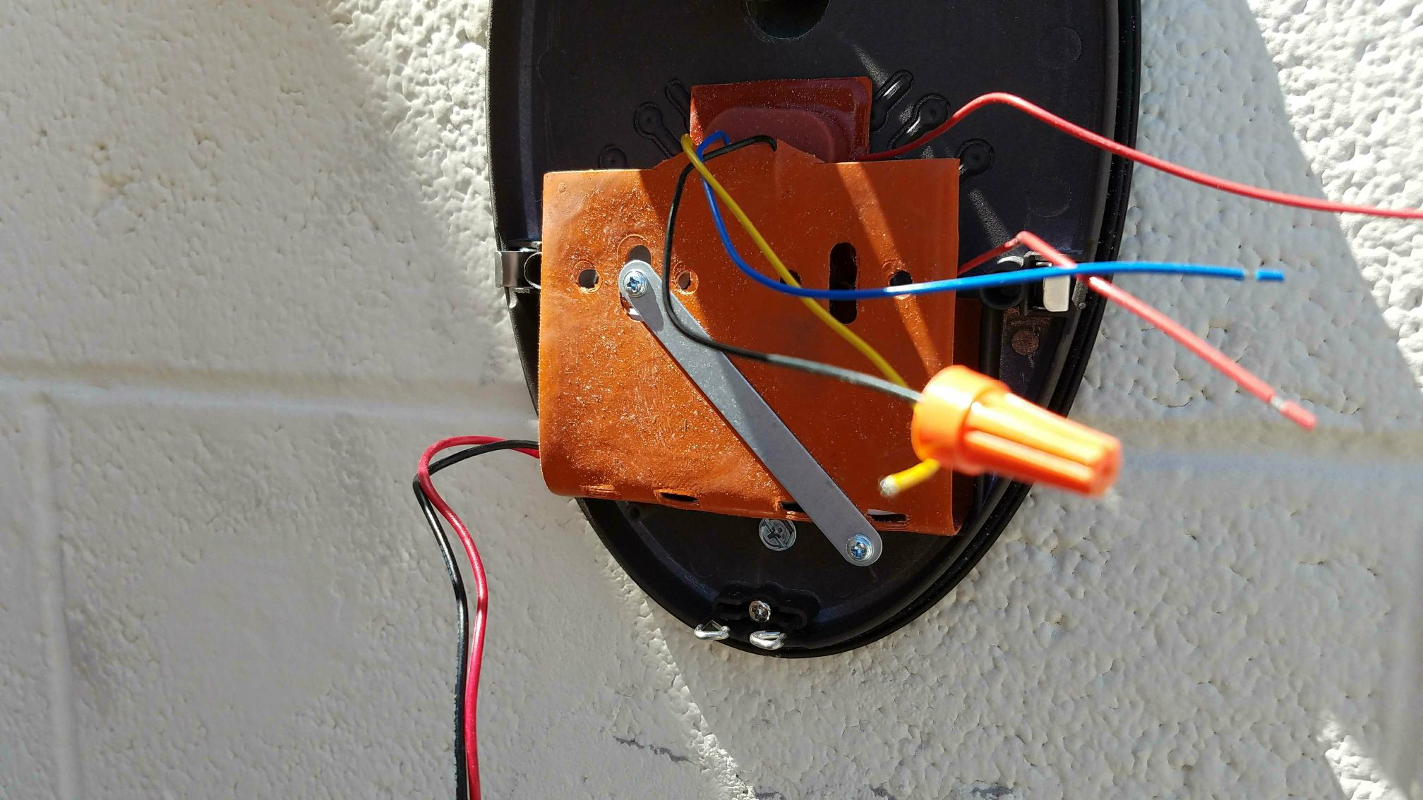 Outdoor Emergency Lights Wiring Thread Need Some Help