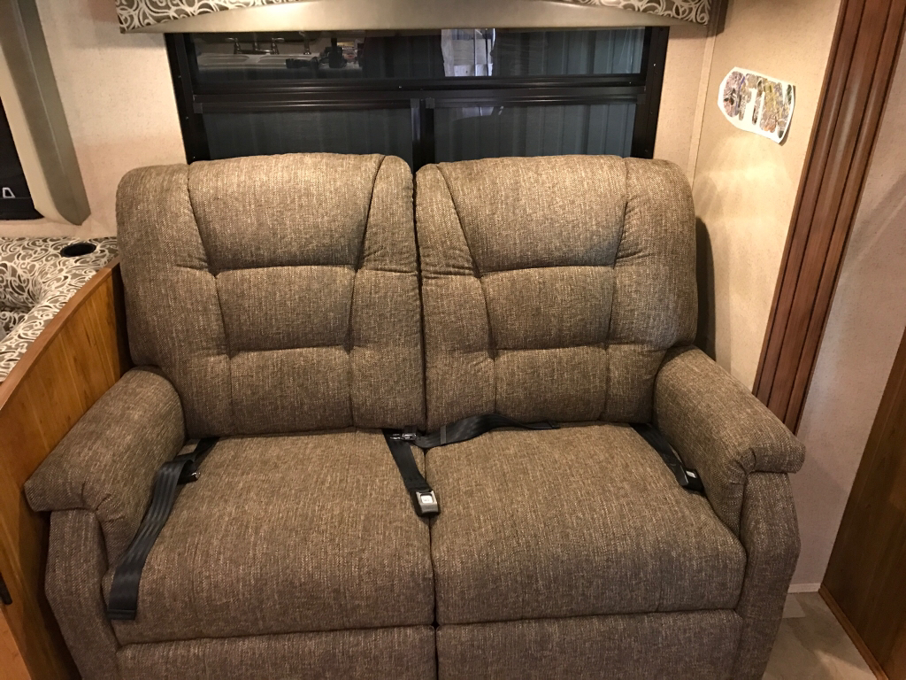 New Recliners - Jayco RV Owners Forum