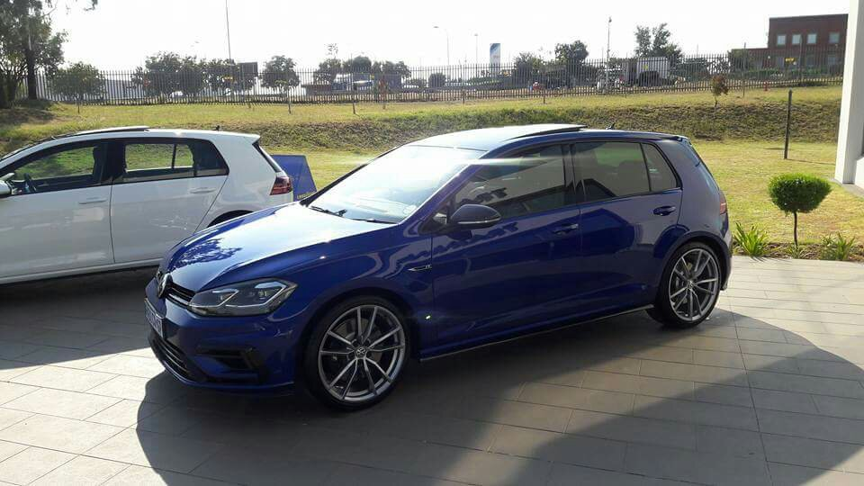 Golf 7 5 Sa Launch The Volkswagen Club Of South Africa