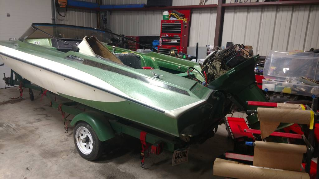 Would Anyone Have A Wiring Diagram For A 1976 Glastron