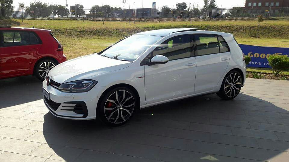 Golf 7.5 SA Launch - The Volkswagen Club of South Africa