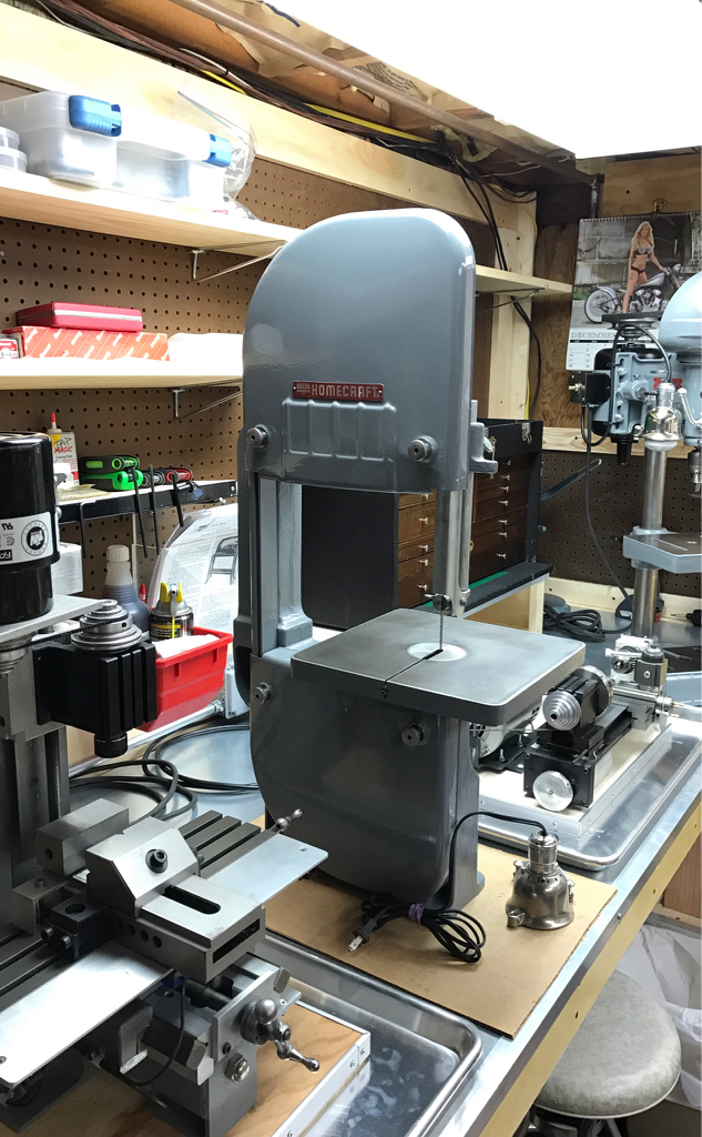 Delta Rockwell 28 110 10 Quot Band Saw Canadian Woodworking