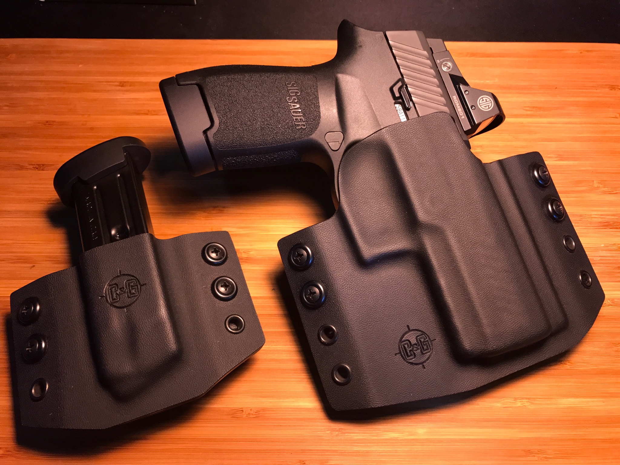 P320 rx compact holsters - SIG Talk