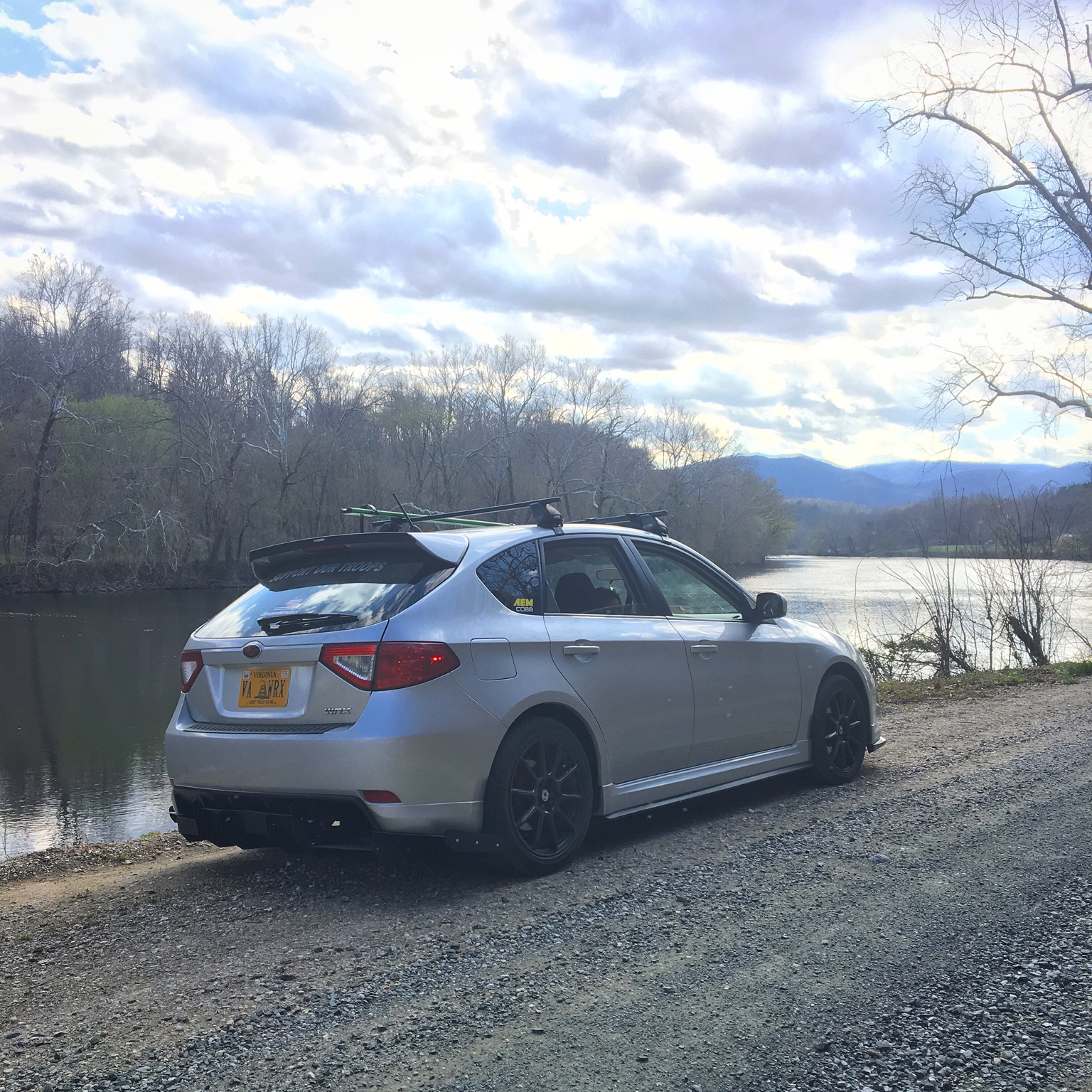 08 10 Narrow Body WRX Hatch NASIOC