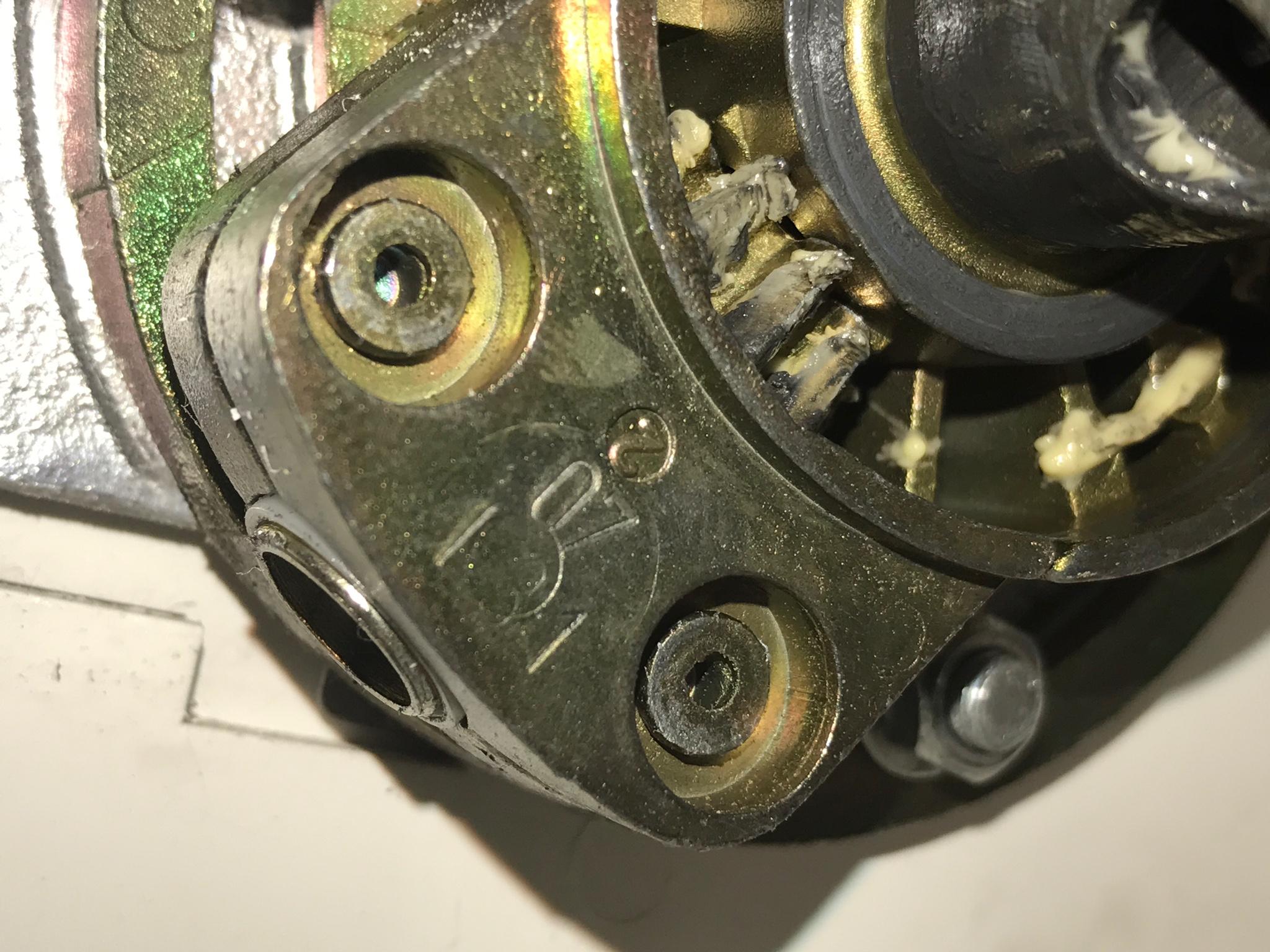 Rolladen Kurbelgetriebe Reparieren